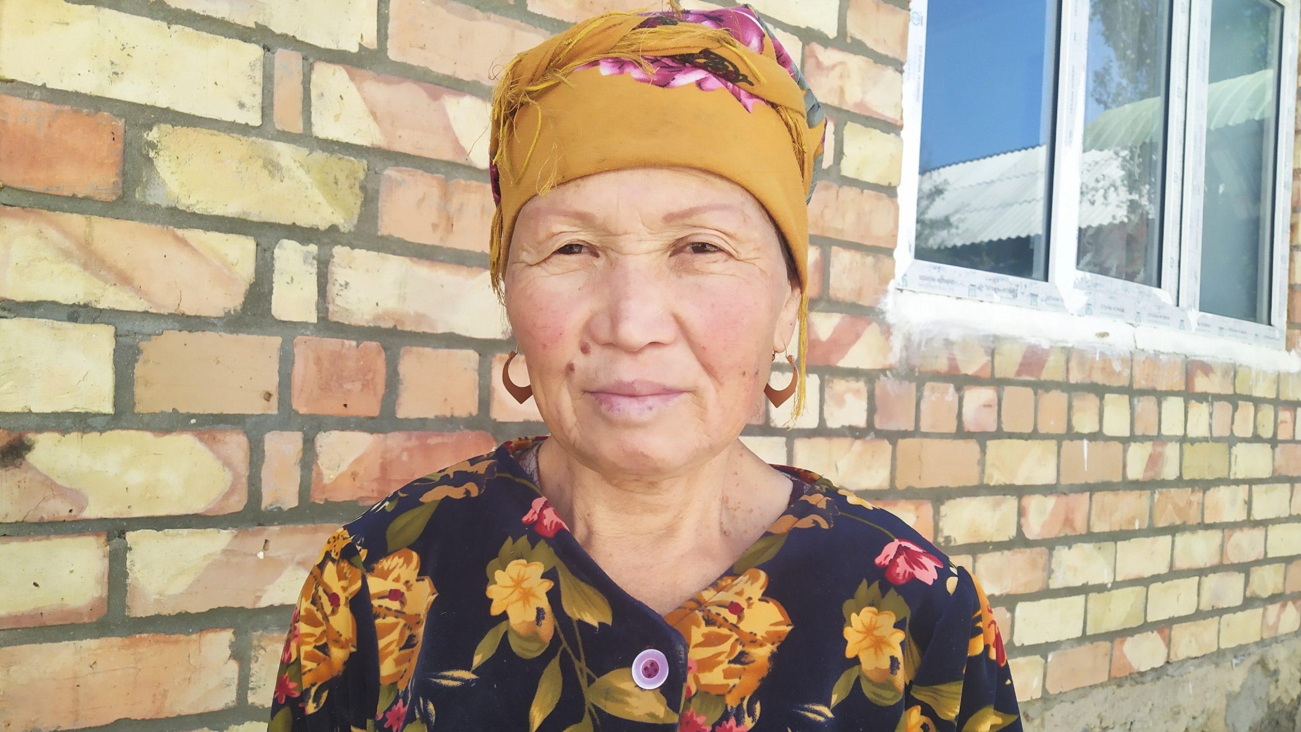 Закирова Бусайра, пенсионер