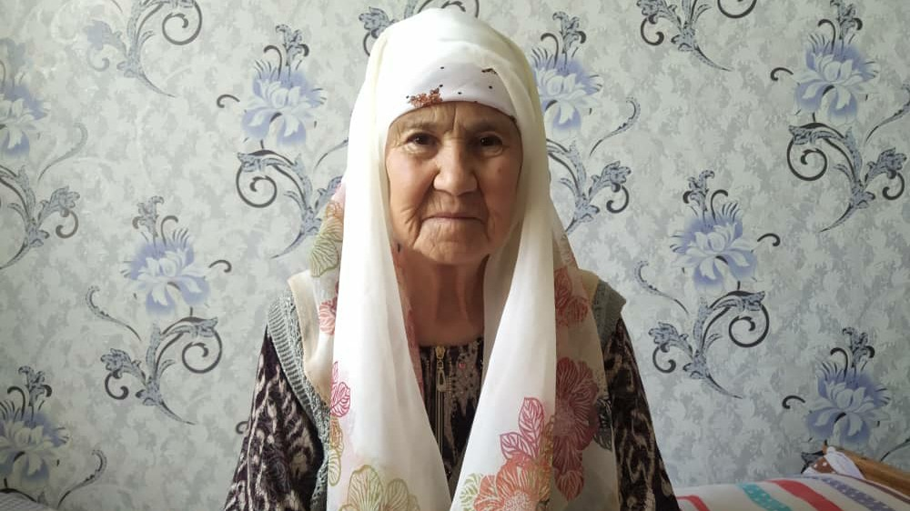 Султанова Карамат, пенсионер, 76 жашта