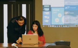 Ш.Муканбетова: Университетке салыштырмалуу кесиптик лицейде ITни практика жүзүндө үйрөнүүгө мүмкүн