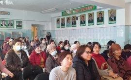 Баетов айылында медиа маалыматтуулук сабаттуулук боюнча жолугушуу болду