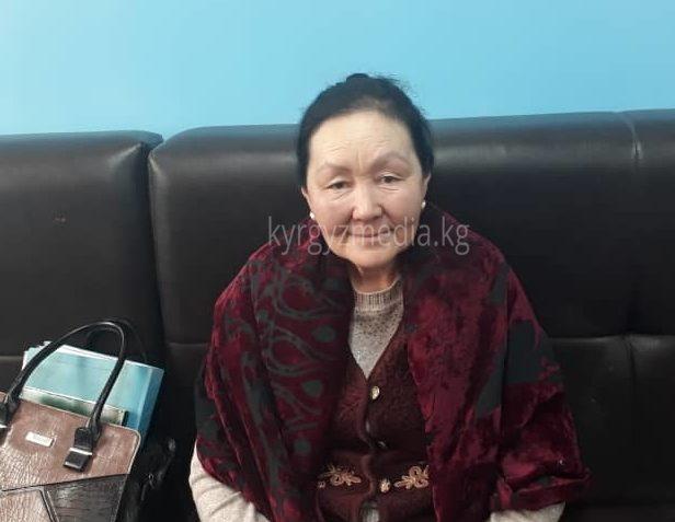 Алма Асанова, Кара- Суу айылынын тургуну