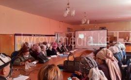 Ош облусунун Кызыл-Булак айылында медиа сабаттуулукка арналган иш-чара болду
