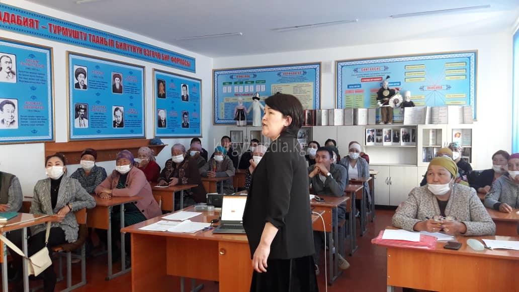 Сары-Булуң айыл аймагында медиа маалыматтык сабаттуулукка арналган семинар болду