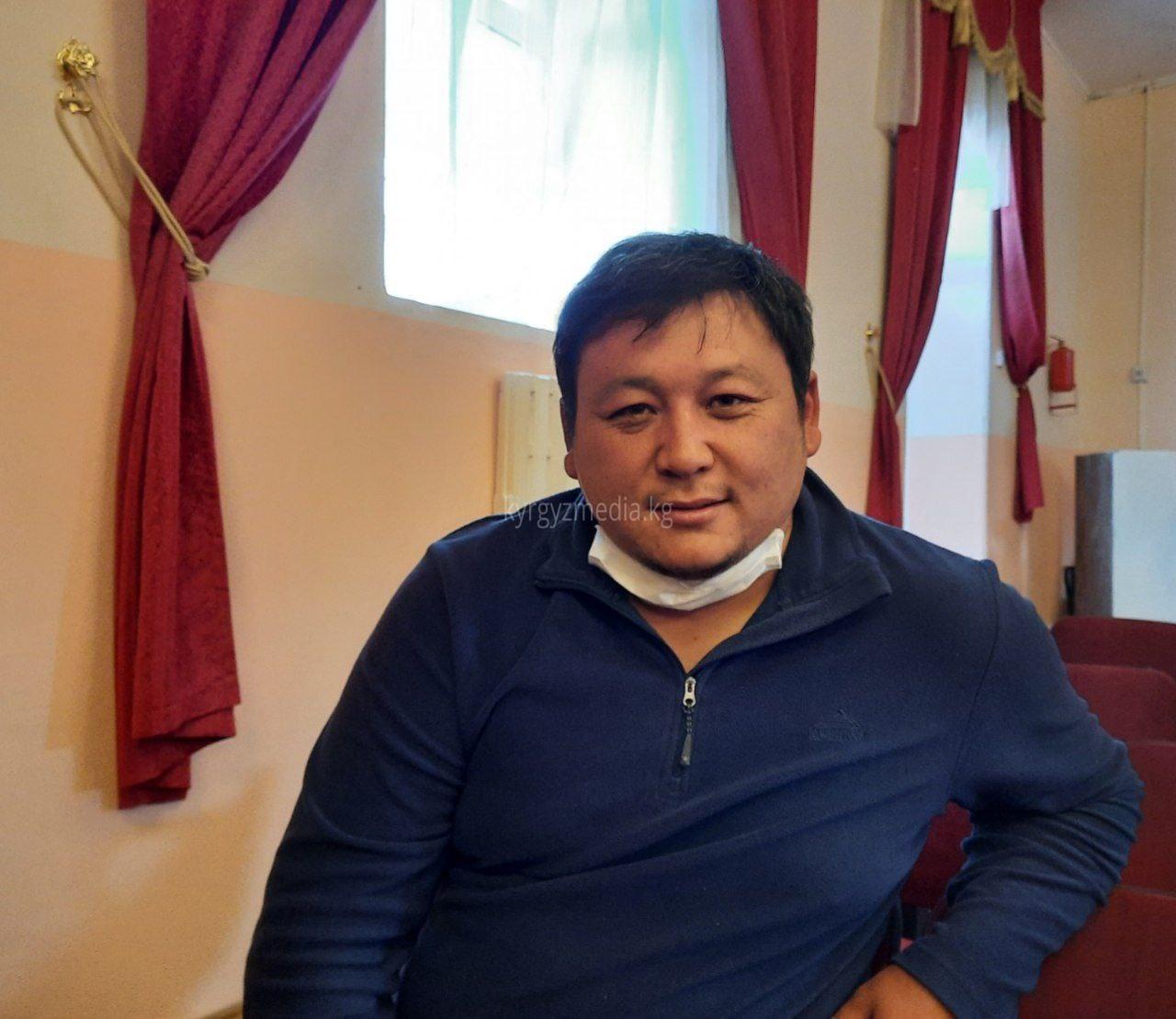 Бактыбек Асанов