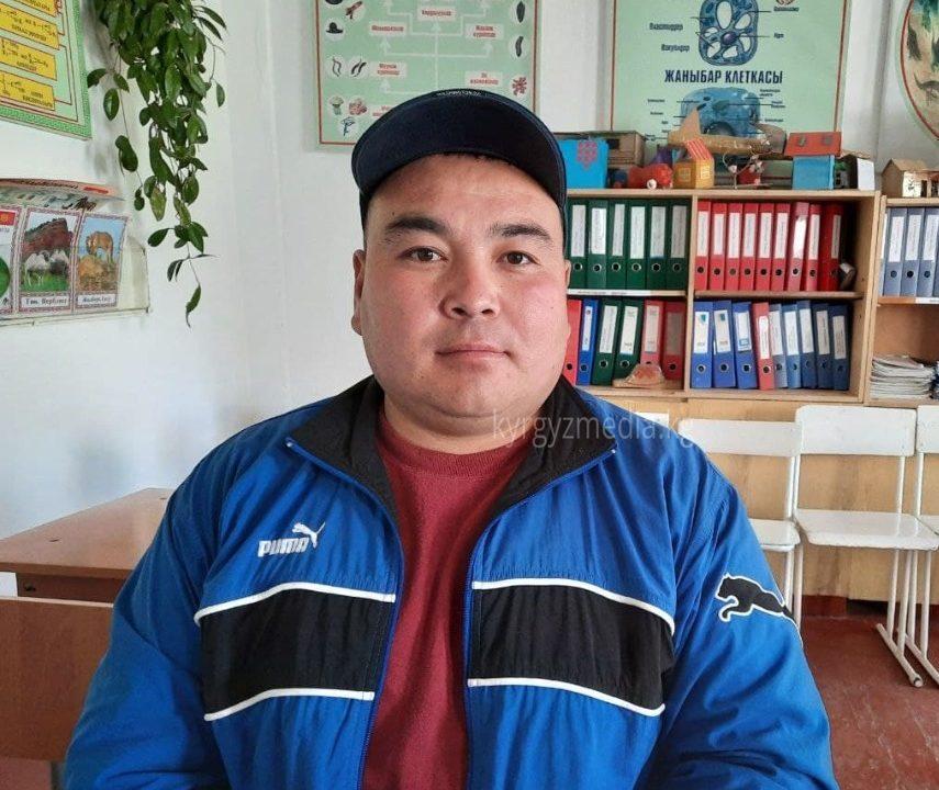 Исламбек Раимкулов