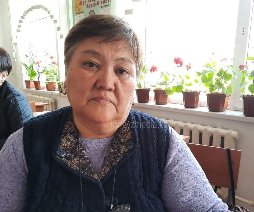 Айдай Аскарова