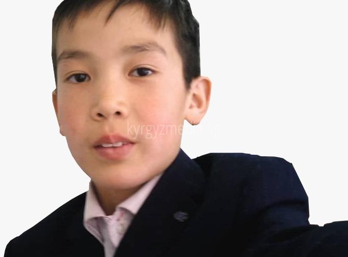 6-классынын окуучусу Адылхан Эсенгулов