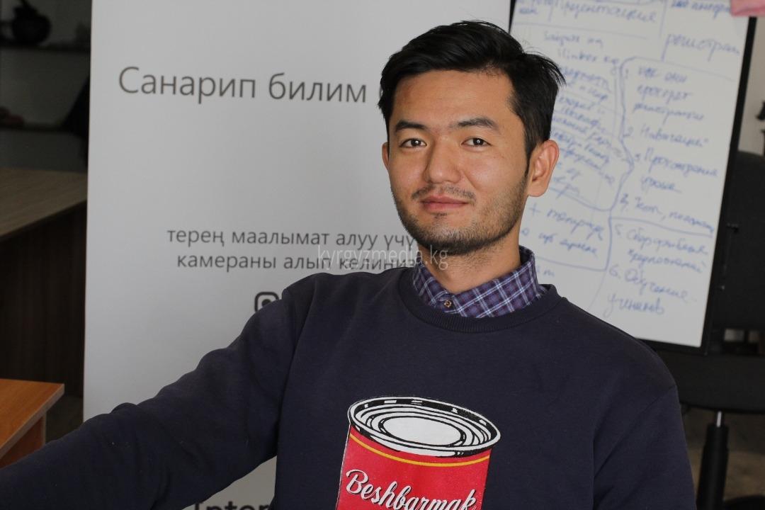 Эржигит Имамов